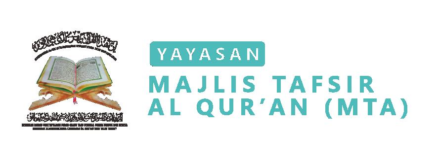 Yayasan Majlis Tafsir Al-Qur'an (MTA)